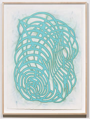 Turquoise Tangle, 2016