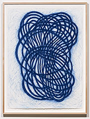 Ultramarine Tangle, 2016