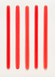 Five Part Bars (Red), 2013–14